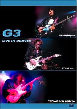G3 - Live in Denver - G3 Live in Denver