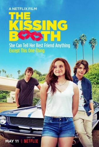 Будка поцелуев - The Kissing Booth