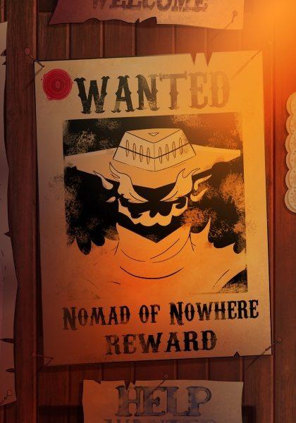 Бродяга из Ниоткуда - Nomad of Nowhere