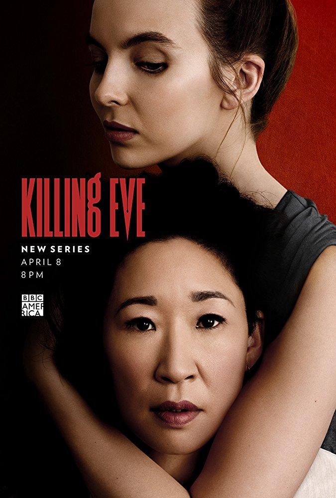 Убивая Еву - Killing Eve