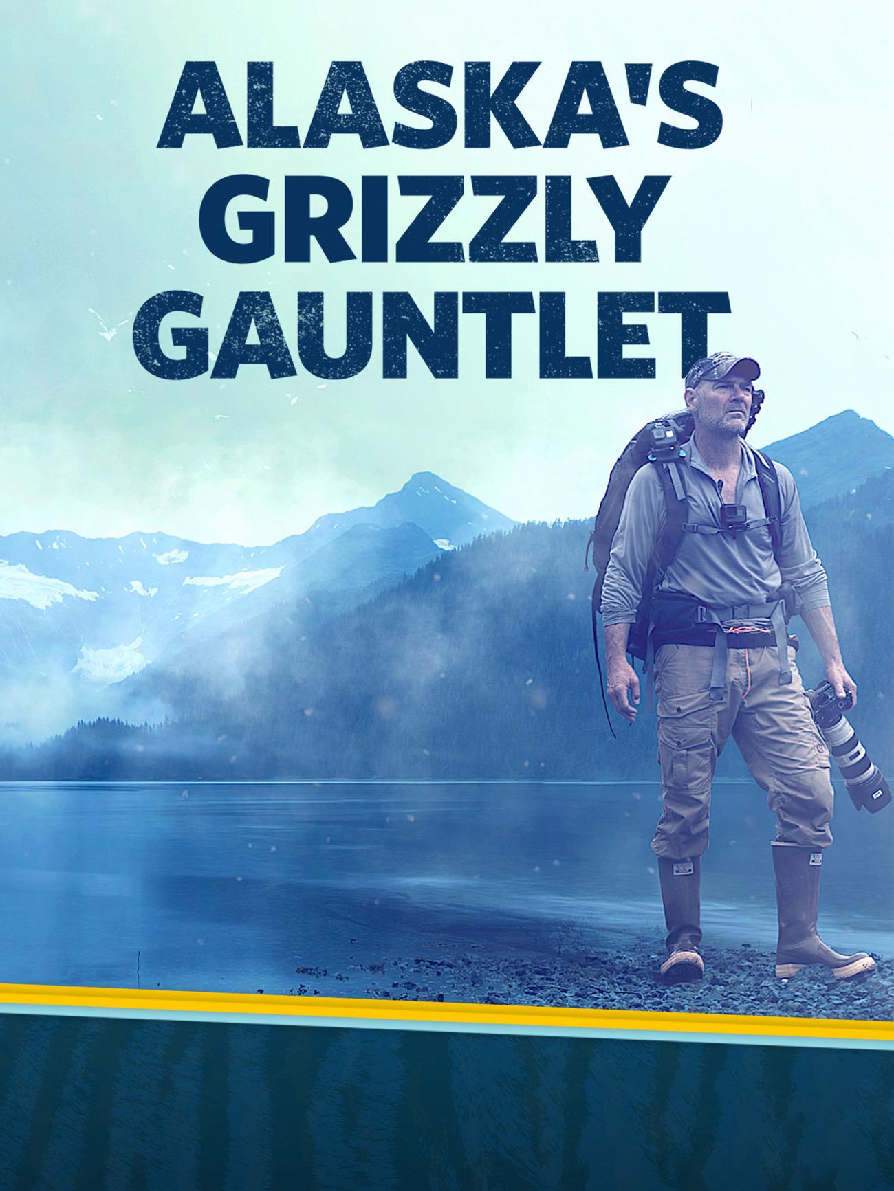 Гризли Аляски бросают вызов - Alaska°s Grizzly Gauntlet