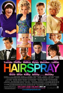 Лак для волос - Hairspray