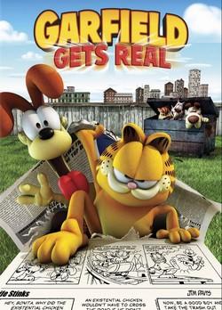Настоящий Гарфилд - Garfield Gets Real