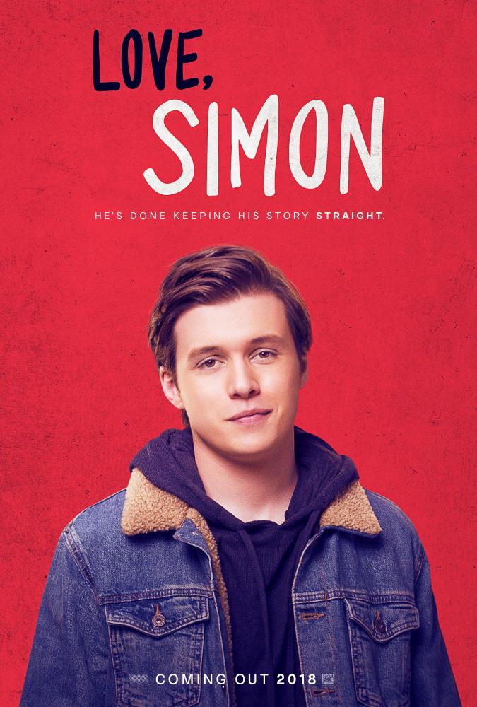 С любовью, Саймон - Love, Simon