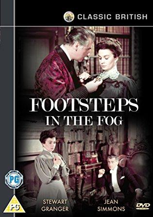 Шаги в тумане - Footsteps in the Fog