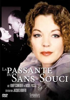 Прохожая из Сан-Суси - La passante du Sans-Souci