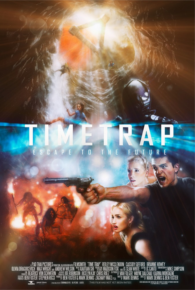 Ловушка времени - Time Trap