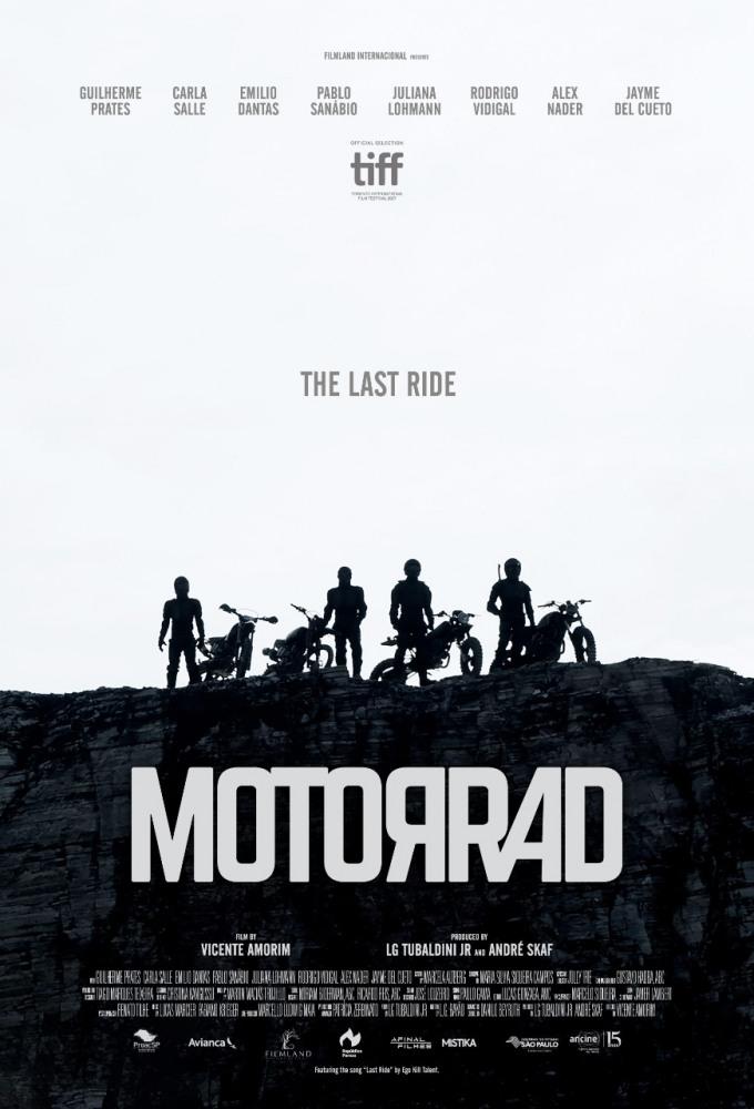 Мотоцикл - Motorrad