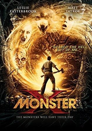 Монстр Икс - Monster X