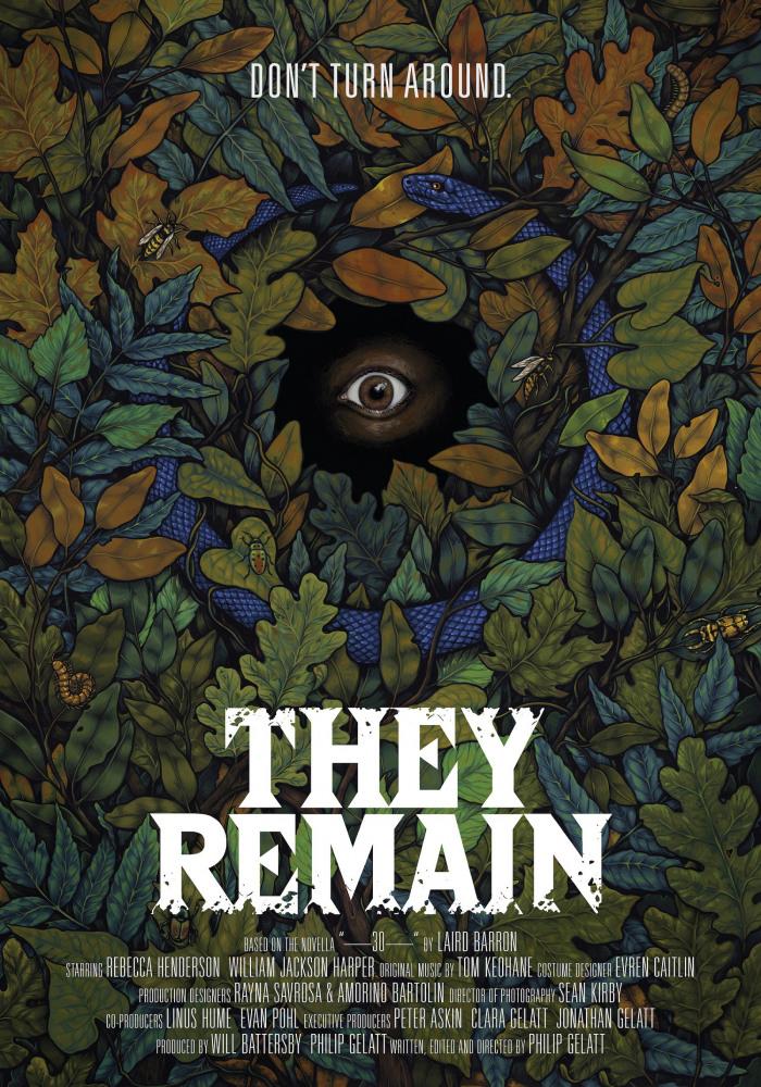 Они остаются - They Remain