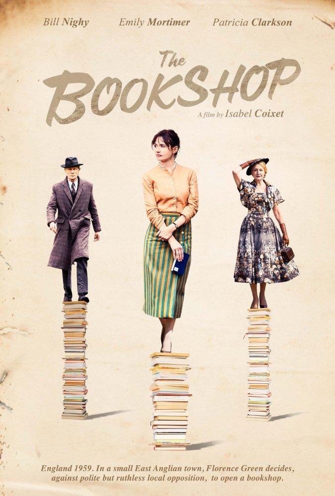 Книжный магазин - The Bookshop