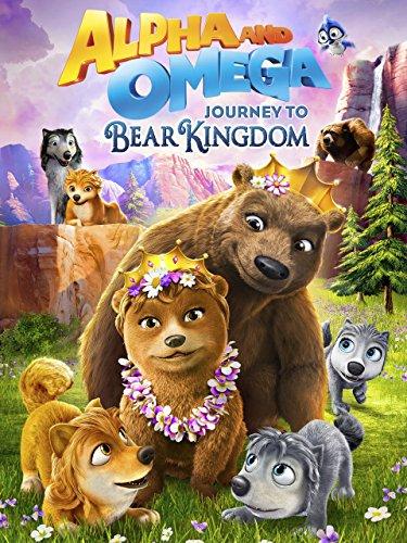Альфа и Омега: Путешествие в медвежье королевство - Alpha and Omega- Journey to Bear Kingdom