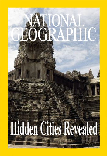 Скрытые тайны городов - Hidden Cities Revealed