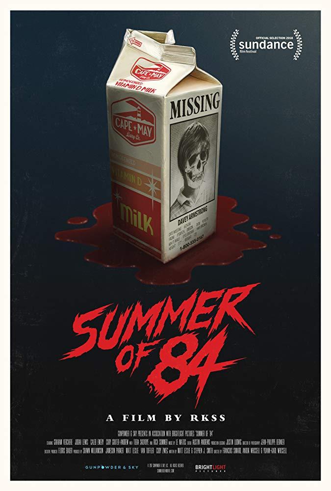 Лето 84 - Summer of 84