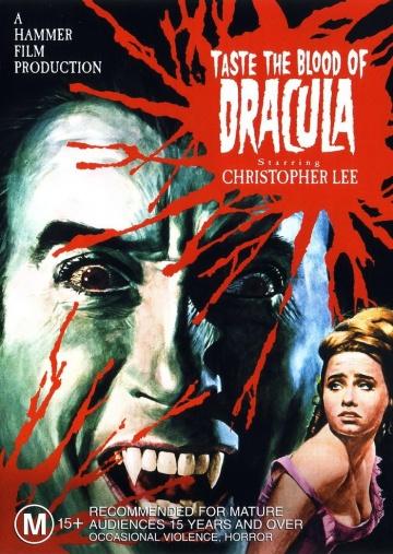 Вкус крови Дракулы - Taste the Blood of Dracula