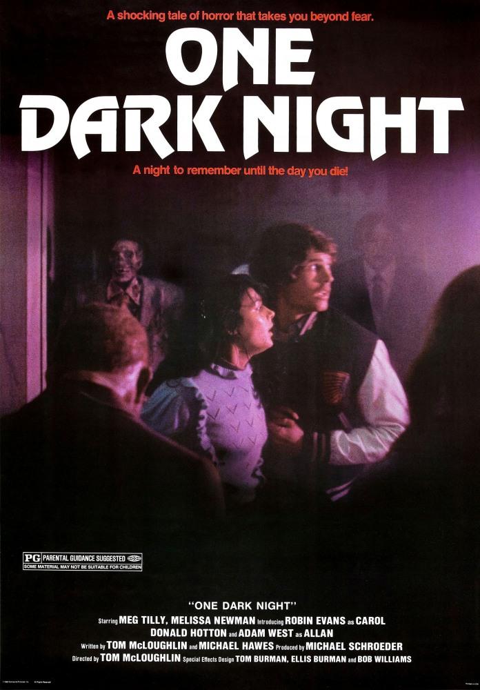 Однажды тёмной ночью - One Dark Night