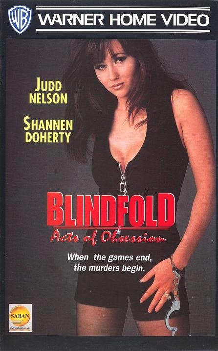 Убийство вслепую, или В плену у наваждения - Blindfold- Acts of Obsession