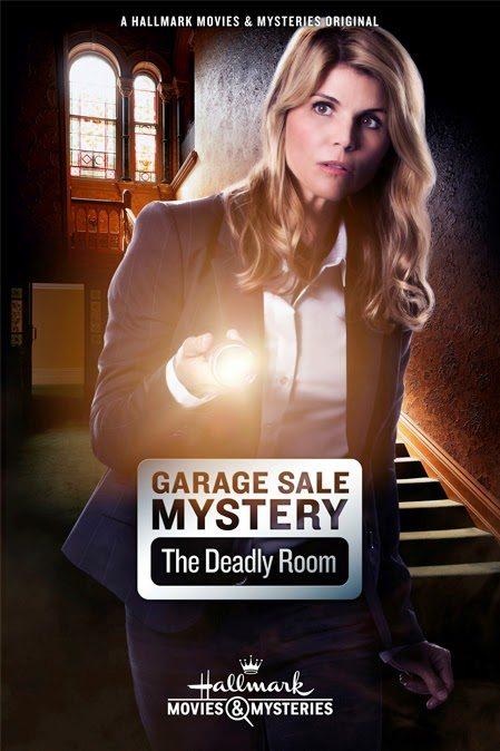 Загадочная гаражная распродажа: Смертельная комната - Garage Sale Mystery- The Deadly Room