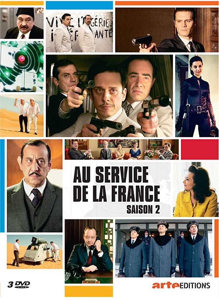 Очень секретная служба - Au service de la France