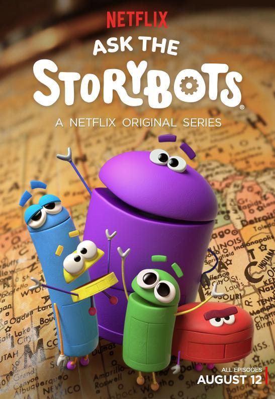 Истории Ботов - Ask the StoryBots