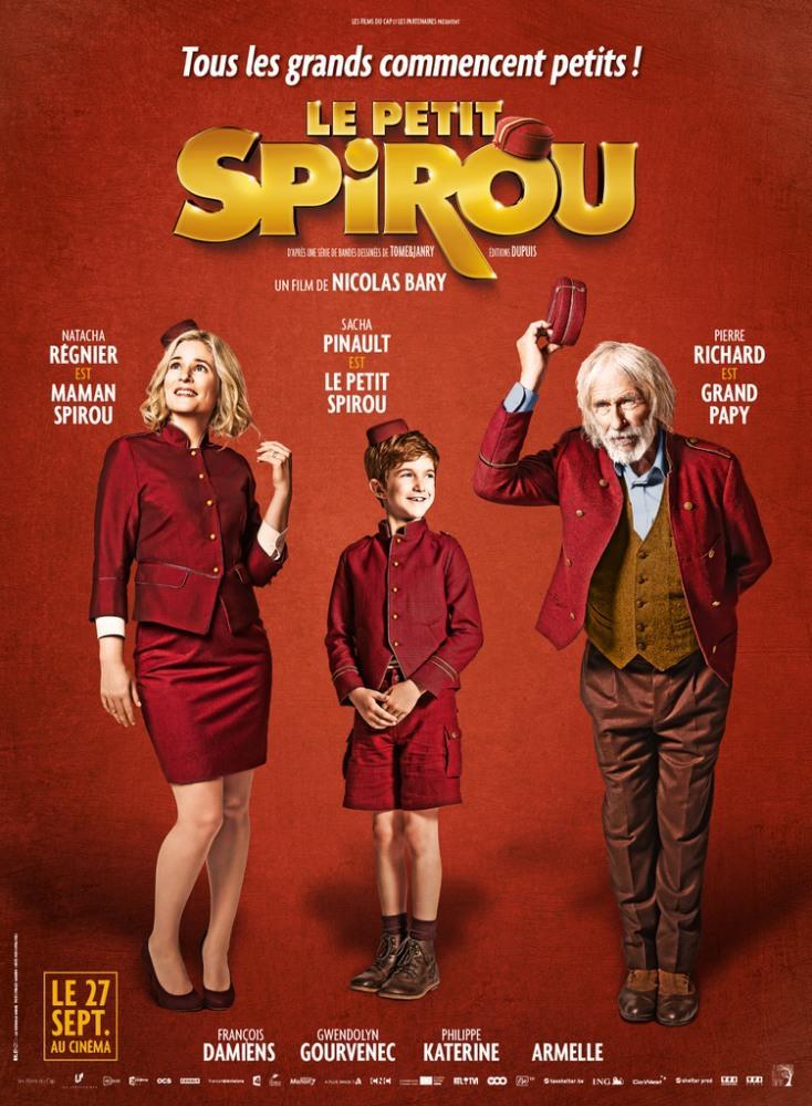 Малыш Спиру - Le petit Spirou