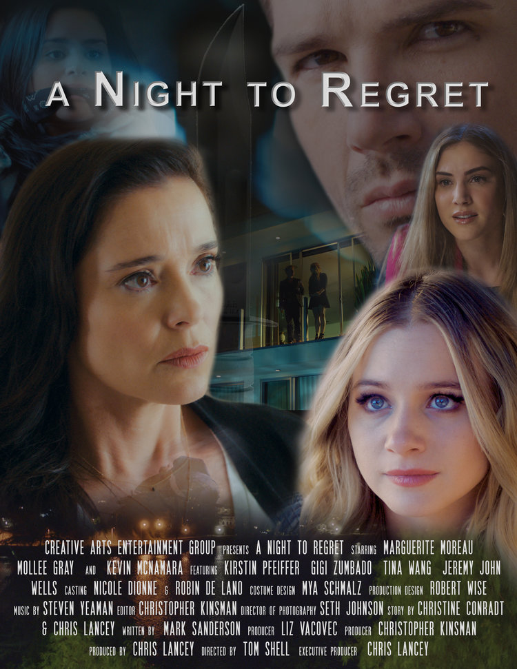 Ночь сожалений - A Night to Regret