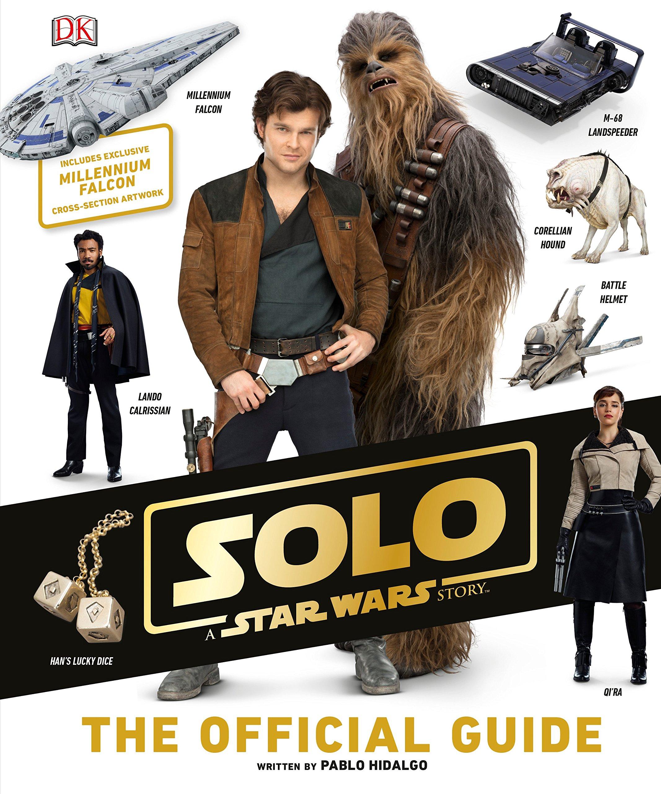 Хан Соло: Звёздные Войны. Истории: Дополнительные материалы - Solo- A Star Wars Story- Bonuces