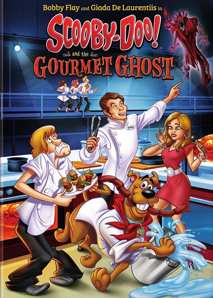 Скуби Ду и Призрак-Гурман - Scooby-Doo! and the Gourmet Ghost