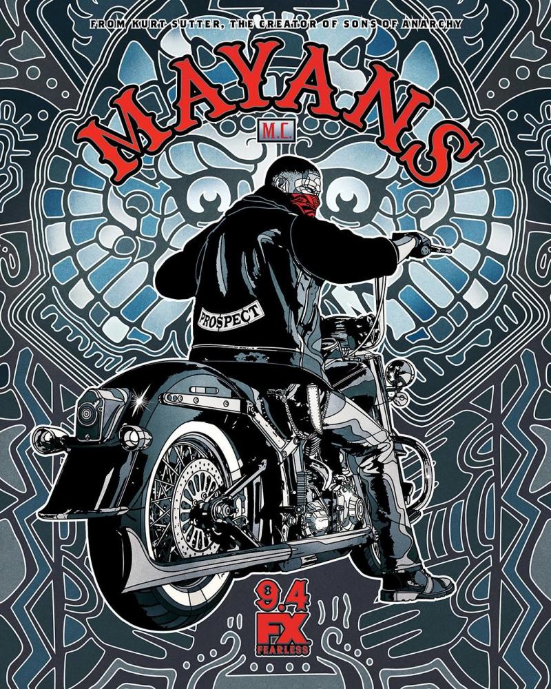 Майя МС - Mayans M.C.
