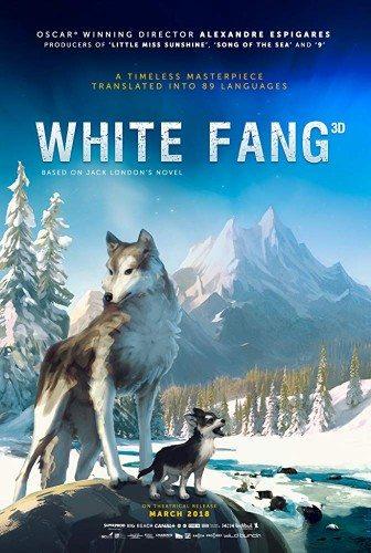 Белый клык - Croc-Blanc