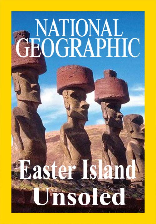 Остров Пасхи в опасности - Easter Island Unsoled
