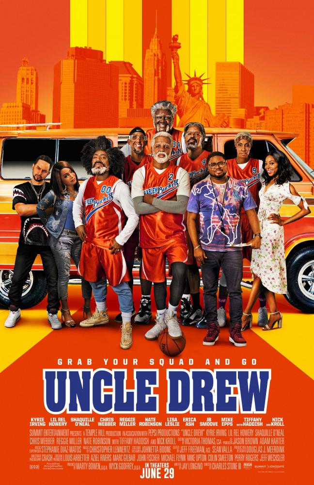 Дядя Дрю - Uncle Drew