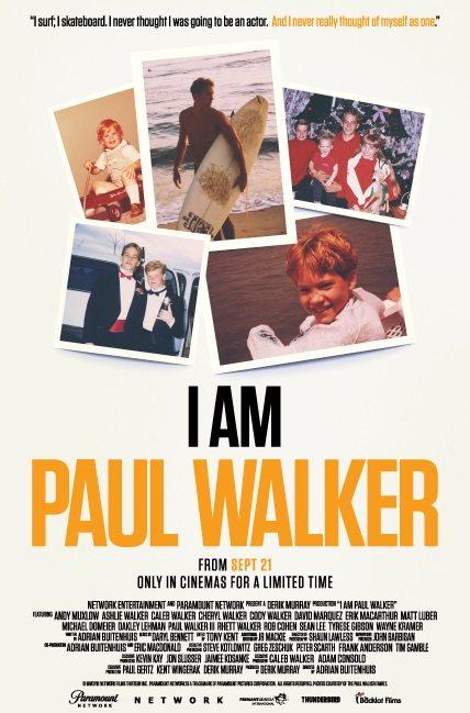 Я – Пол Уокер - I Am Paul Walker