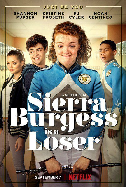 Сьерра Берджесс - неудачница - Sierra Burgess Is a Loser