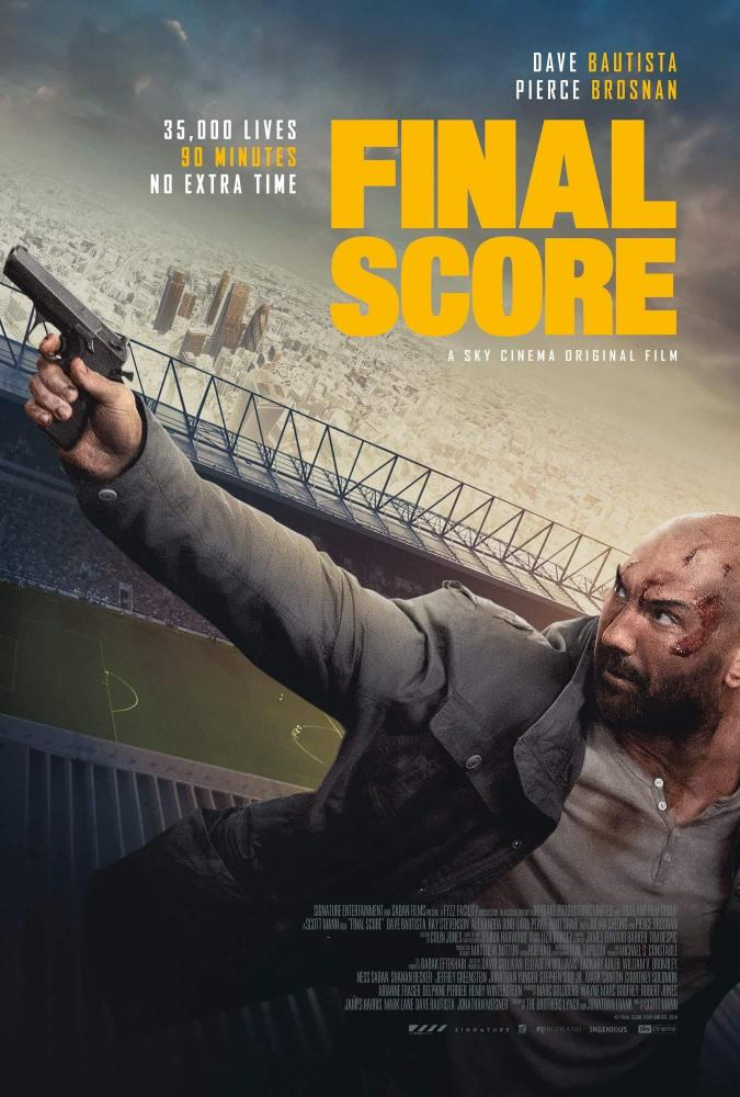 Окончательный счёт - Final Score