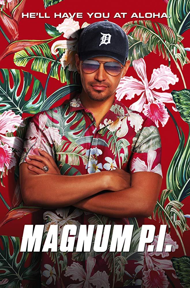 Частный детектив Магнум - Magnum P.I.
