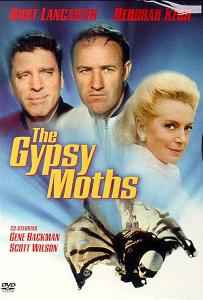 Шелкопряд - The Gypsy Moths