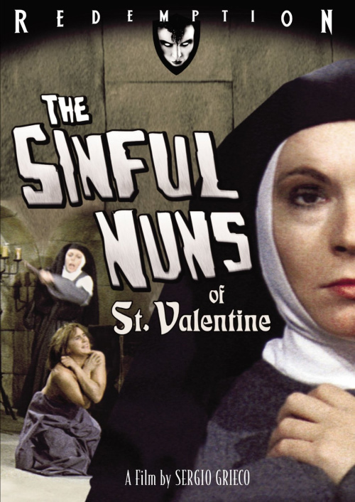 Грешные монахини Святого Валентино - Le scomunicate di San Valentino