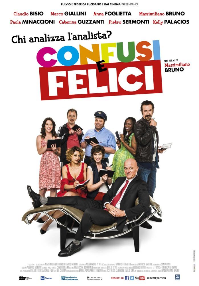 Запутавшиеся и счастливые - Confusi e felici