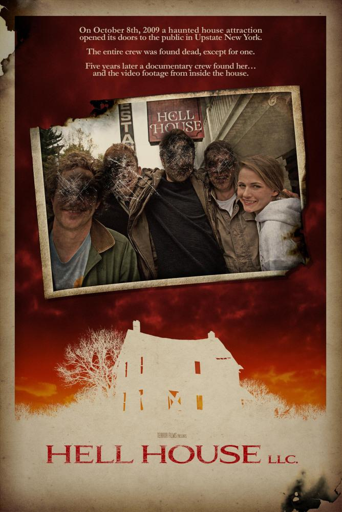 ООО «Дом Ада» - Hell House LLC