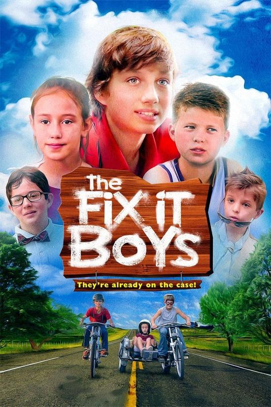 Мальчики все починят - The Fix It Boys