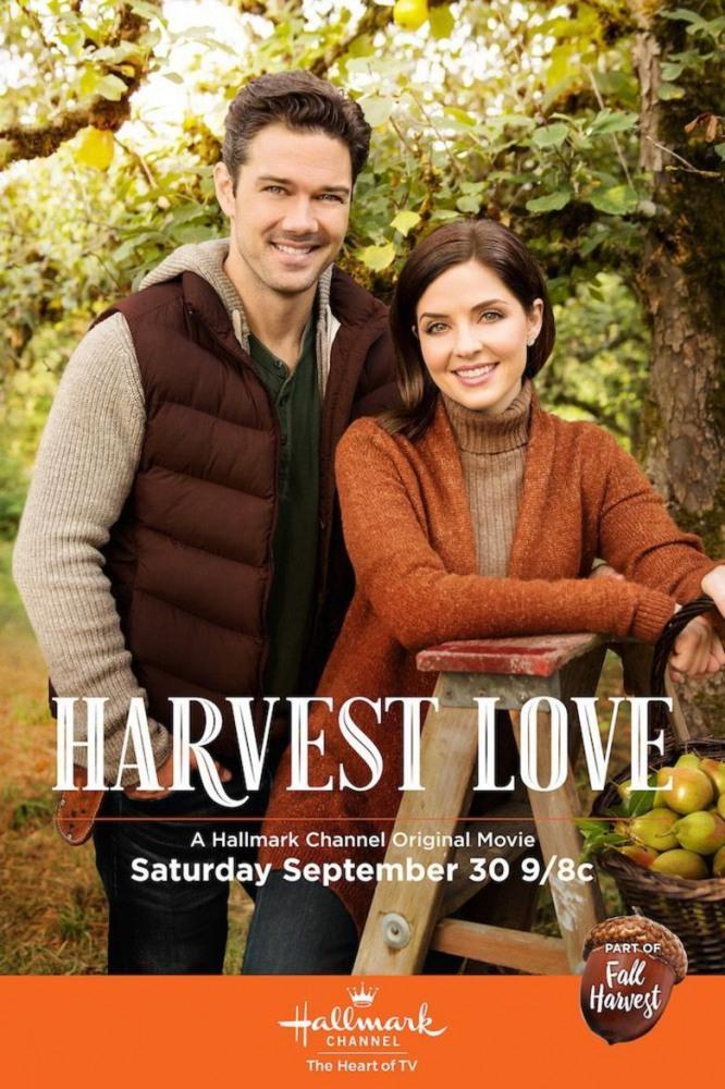 Любовь во время урожая - Harvest Love