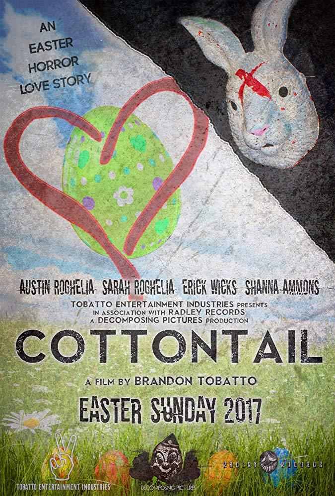 Кролик Ватный хвост - Cottontail