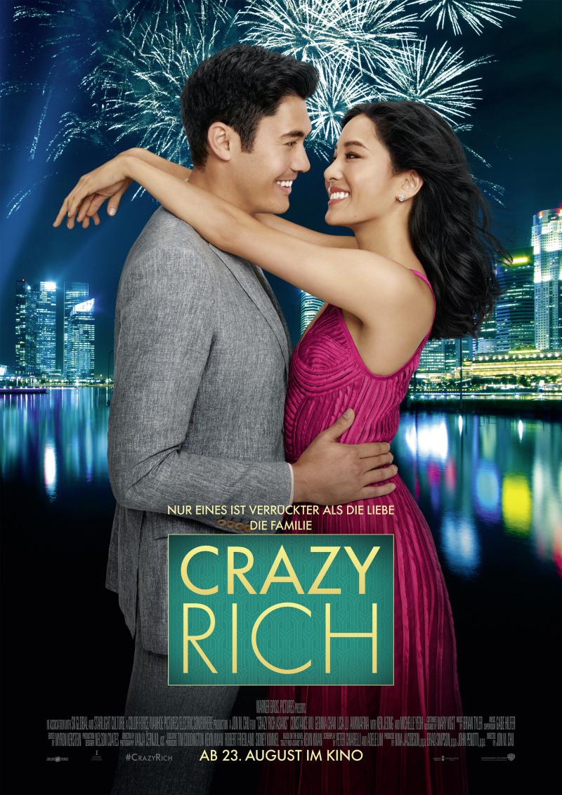 Безумно богатые азиаты - Crazy Rich Asians