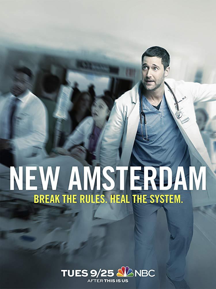 Новый Амстердам - New Amsterdam
