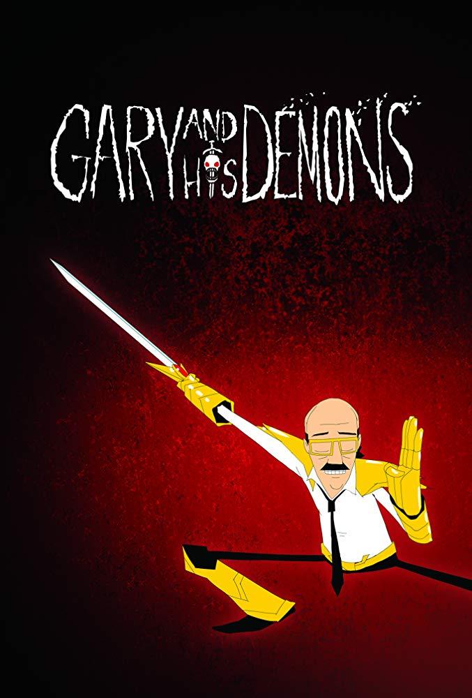 Гэри и Его Демоны - Gary and his Demons