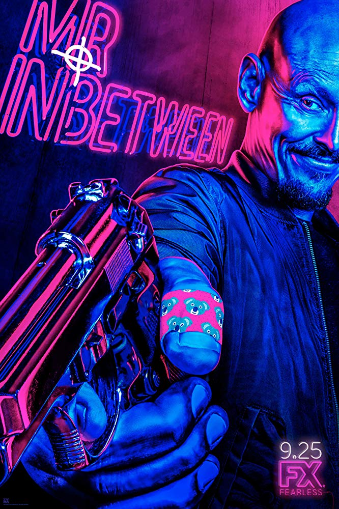 Посредник - Mr Inbetween