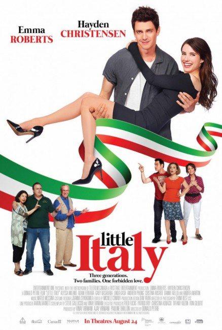 Маленькая Италия - Little Italy