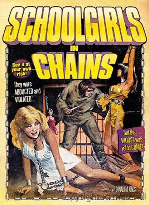 Школьницы в цепях - Schoolgirls in Chains