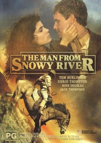 Мужчина с заснеженной реки - The Man from Snowy River